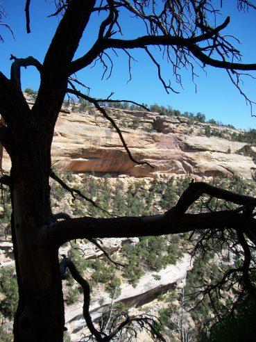Pueblo Ruins, New Mexico