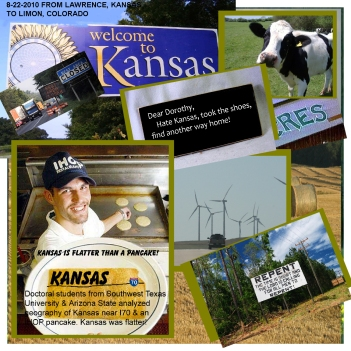 Memories of Kansas
