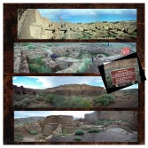 Chaco Canyon, New Mexico