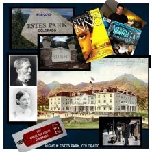 Stanley Hotel, Rocky Mts. Colorado
