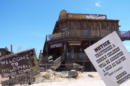 Calico Ghost Town, California