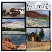 Wyoming Road Trip