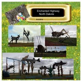 Enchanted Highway, North Dakota