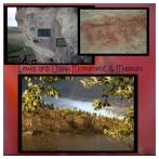 Pompey's Pillar Rock, Montana