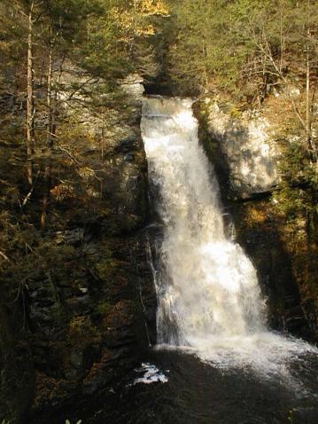 Bushkill Falls, Pennsylvania