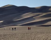 Great Sand Dunes, Colorado