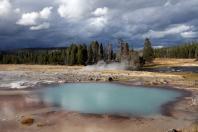 Yellowstone Park