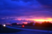 Sunset, Cape Canaveral, Florida